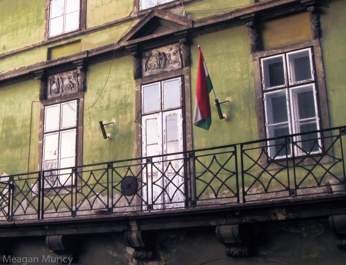 Magyar pride.